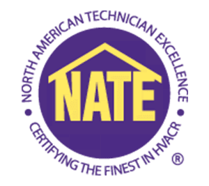 NATE Certified HVAC Company